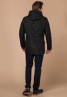 Braggart Dress Code 44842   Куртка мужская зимняя черная р. 46 48 50 52, фото 4