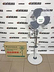 Напольный вентилятор (с пультом) Grunhelm GFS-5011R