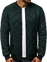 Куртка мужская демисезонная / стеганая осенняя весенняя / хаки, фото 1