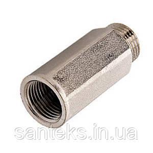 Удлинитель никель диаметр 15 х 25 мм