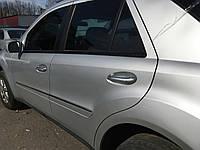 Дверь задняя левая Mercedes ML W164, 2007 г.в. A1647300105