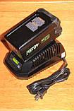 Аккумуляторная батарея Greenworks Elite 40V 6AH Smart Lithium-Ion c USB, фото 6