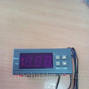 Контроллер температур MH1210W, 220V-10A (-40+120°C)