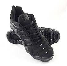 Мужские Кроссовки Nike Air VaporMax Plus Чёрные Найк (размеры: 41,42,44,45,46), фото 2