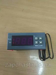 Контроллер температур MH1210W, 12V-10A (-40+120°C)