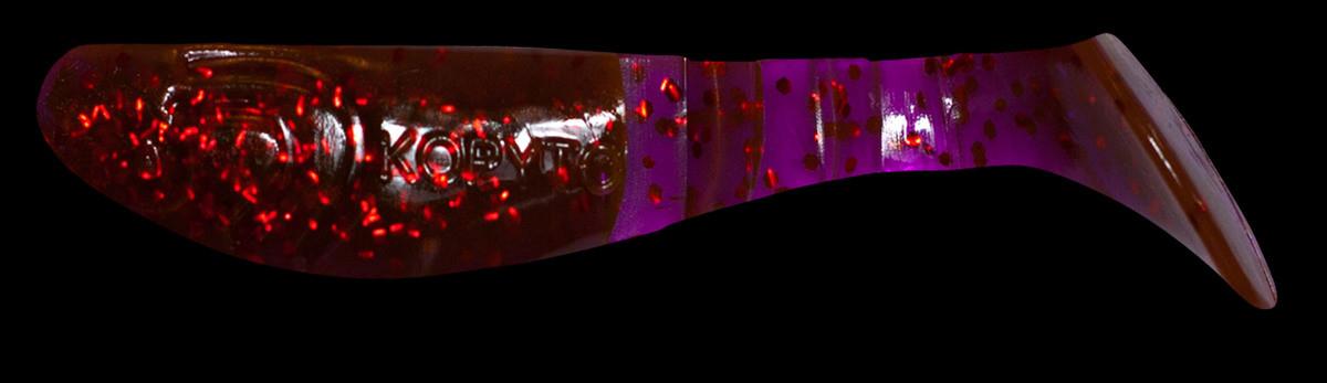 """Силикон Relax Kopyto 3"""" цвет S182 ультрафиолет"""