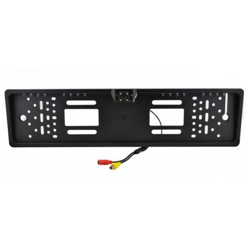 Камера заднего вида в рамке номерного знака с LED подсветкой SmartTech H88 5033