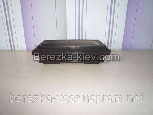 Плошка керамическая прямоугольная Китай (шоколад)