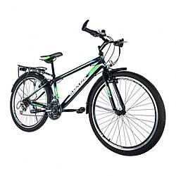 """Велосипед Spark 26' SPACE Зеленый (рама 15"""")"""