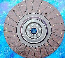 Диск сцепления ЗИЛ-130 /стекловолокно/Тюмень 130-1601130