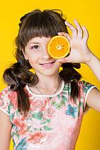 Детская футболка для девочки Melby Италия 12541589 Розовый