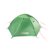 Одно- и двухместные палатки