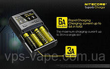 Nitecore SC4 Superb Charger, фото 2
