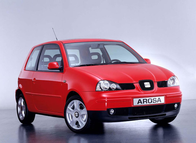 Seat arosa (1997-2004)