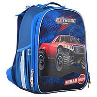 """Рюкзак шкільний каркасний ортопедичний YES H-25 """" Extreme """", фото 1"""