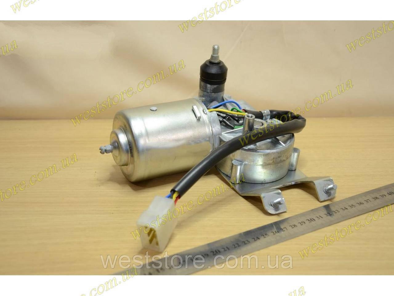 Мотор стеклоочистителя дворников Заз 1102-05 Таврия Славута передний Завод