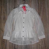 Блузка нарядная для девочки, фото 1