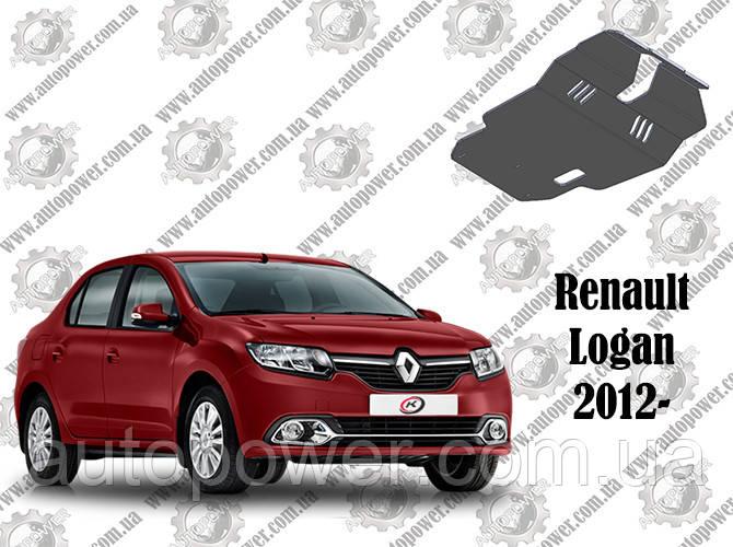 Защита Renault Logan 2012--