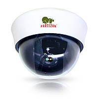 "IP видеокамера Partizan IPD-VF2MP POE. 1/2.7"" SONY Ultra, F =2.8-12м, 0,5 л"