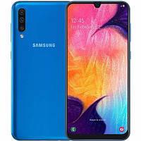 Смартфон Samsung Galaxy A70 2019 SM-A705F 6/128GB Blue (SM-A705FZBU), фото 1