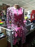 Комплект женский Халат с рубашкой р.44 - 56