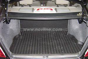 Коврик в багажник GEELY Otaka c 2007-,цвет:черный ,производитель NovLine