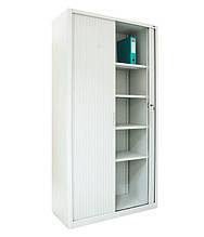 Шкаф архивный с роллетными дверьми ШКГ-12 Р