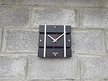 Годинники настінні дерев'яні, авторська ручна робота VenkoWood