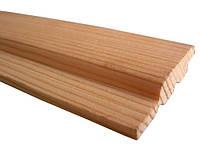 Вагонка деревянная сосна. европанель от производителя