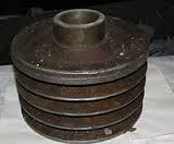 Шкив вала сцепления 4-х руч. привода молотилки 54-10152 Нива СК-5