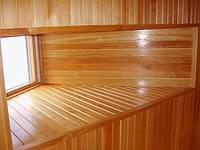 Евровагонка сосна, вагонка деревянная облицовочная