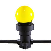 Уличная гирлянда Alphatrade Belt light (Белт лайт)  1 патрон на метр, 1м