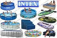 Жаркие летние дни станут еще красочней с продукцией от фирмы Intex