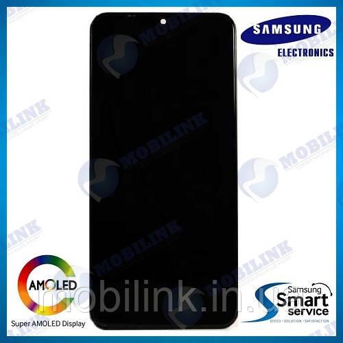 Дисплей на Samsung A105 Galaxy A10 Чёрный(Black),GH82-19367A , SERVISE ORIGINAL!