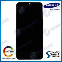 Дисплей на Samsung A105 Galaxy A10 Чёрный(Black),GH82-19367A , Super AMOLED!