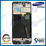Дисплей на Samsung A105 Galaxy A10 Чёрный(Black),GH82-19367A , SERVISE ORIGINAL!, фото 2