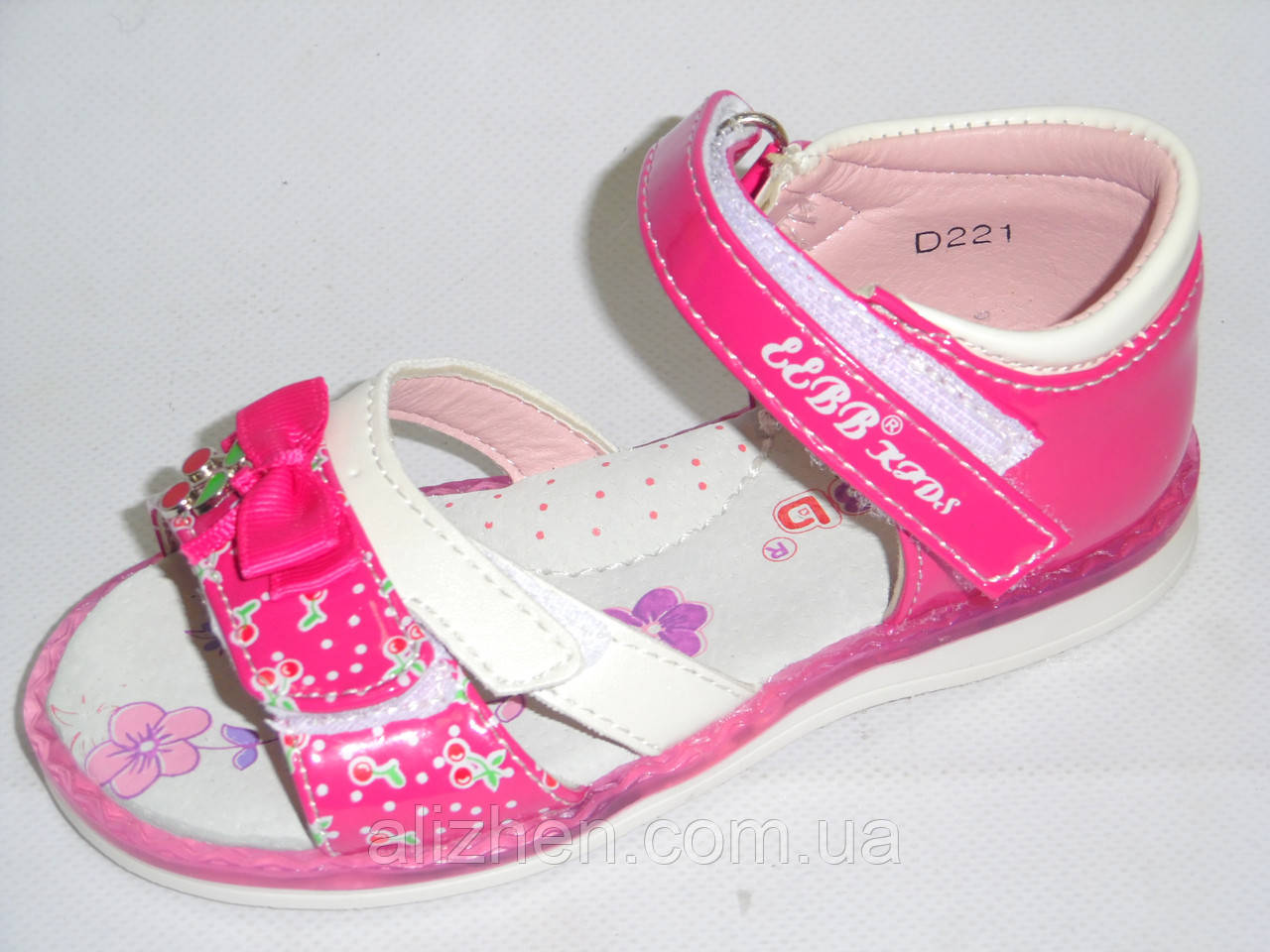 """Босоножки, сандали  для девочек тм EeBb"""" размеры 24."""