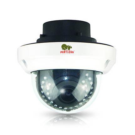 """IP видеокамера Partizan IPD-VF5MP-IR . 1/2.5"""" 5 Megapixel Aptina, F =2.8-12м, 0.1л, Ик=25м, фото 2"""