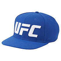 Кепка UFC Reebok Ultimate Fan  AL2063 синего цвета