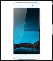 """Безрамочный смартфон Ollo R11 экран 5"""" черный 2 Sim аккумулятор 2800мАч + силиконовый бампер, фото 1"""