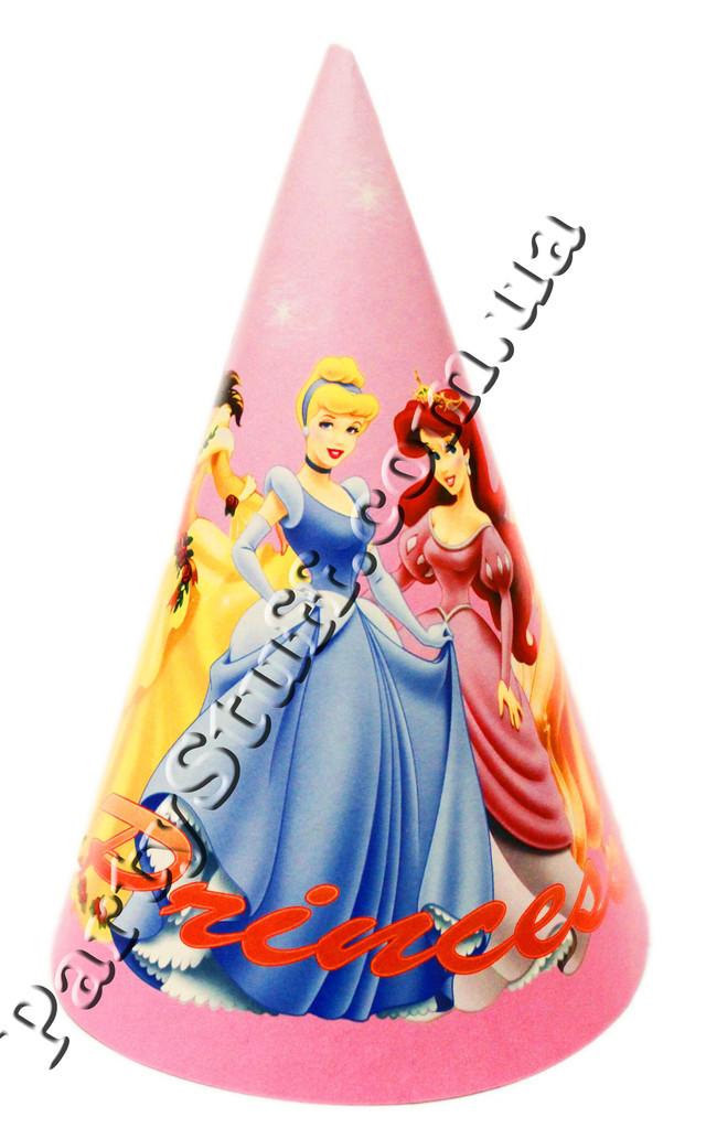 колпачок праздничный принцессы
