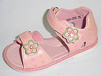 """Летняя обувь, босоножки, сандали  для девочек тм""""Шалунишка-ортопед """" размеры 25."""