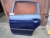 Дверь задняя левая Фольксваген Пассат B5 2001 г.в. седан