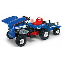 Электромобиль трактор Injusa 637