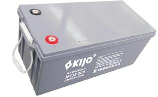 Свинцово углеродный аккумулятор Kijo JPC12-200 (200Ач 12В)