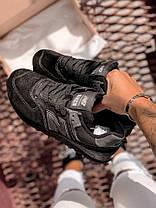 Женские кроссовки в стиле New Balance 574 black (39, 40, 41 размеры), фото 3