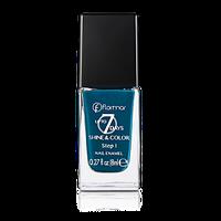 Лак для нігтів Shine & Color Flormar, 28 DEEP SEA GREEN, 8 мл