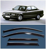 "Дефлекторы окон ветровики BMW 5 Sd (E34) 1988-1995 ""VL-Tuning"""