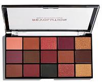 Палетка теней Makeup Revolution Re-Loaded Newtrals 3