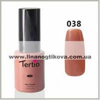 Гель лак Tertio 38 (мокко) 10 мл
